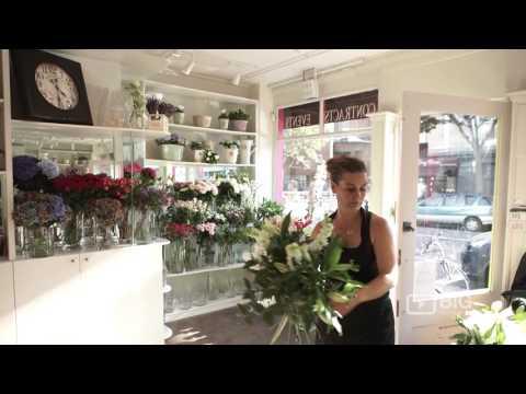 Amanda Austin Flowers Florist Shop in London UK for Floral Design and Bouquet