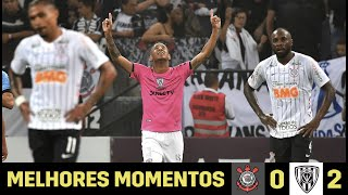 Melhores Momentos | Corinthians 0 x 2 Independiente Del Valle | Copa Sul-Americana