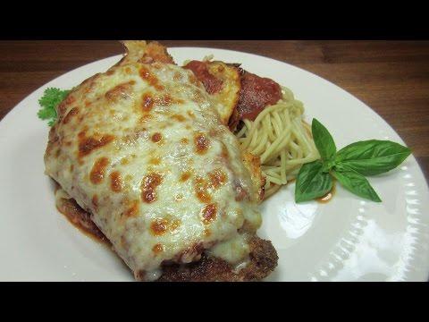 The Best Chicken Parmesan Start to Finish! ~ Chicken Parmigiana Recipe