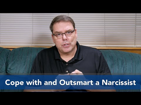 Cope with and Outsmart a Narcissist