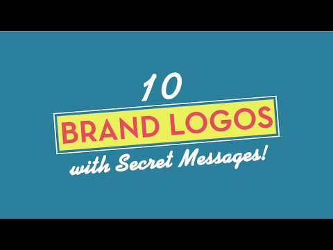 10 Brand Logos With Secret Messages!