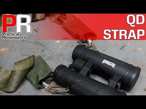 Adapting QD Rifle Slings for Binocular and Camera Straps!