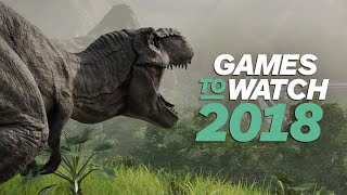 Jurassic World Evolution: Up Close With the Dinosaurs - IGN First