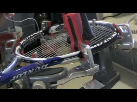 Racquet Stringing - Mains