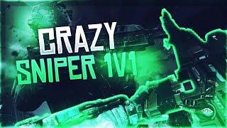 Crazy Sniper 1v1  Black Ops 3