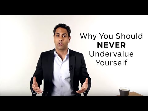 Dont Undervalue Yourself, with Ramit Sethi