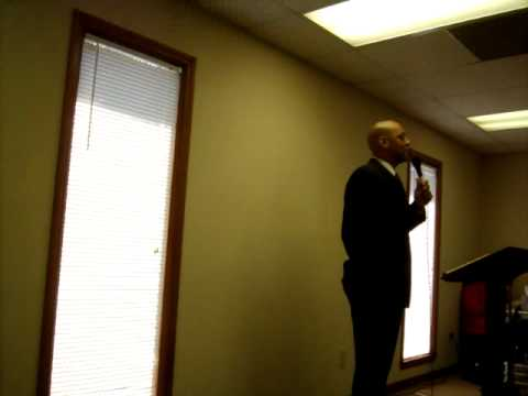 Reverend John Whitfield, III Sermon Series on Fear: Get Out of Denial! Pt. 1