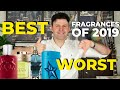 THE BEST AND WORST FRAGRANCES OF 2019 REWIND | MAX FORTI