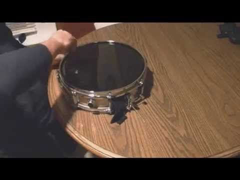 how to make a drum muffle