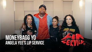 Angela Yee's Lip Service ft. Moneybagg Yo