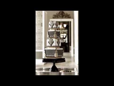Chic & Unique Vintage Cakes