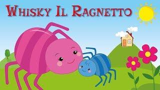 Whisky Il Ragnetto | Canzoncine E Filastrocche Per Bambini By Music For Happy Kids