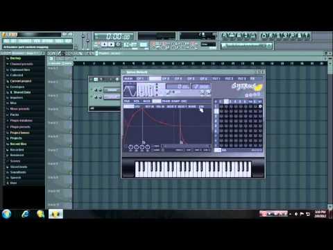 FL Studio Sytrus Tutorial: How to Make Your Own Kicks