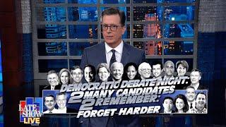 Download Stephen Colbert's LIVE Monologue Part 1: A Whole Lot Of Delaney Fans Video