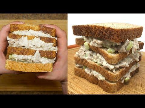 VEGAN CHICKEN MAYO SANDWICH