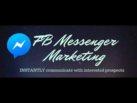 Messenger Marketing Customer Service