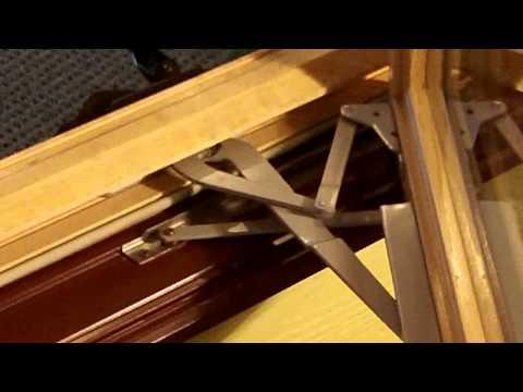 Hinge Adjustment on Sun Casement Window.MP4