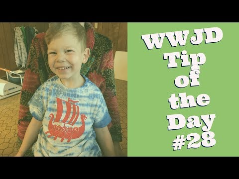 What Would Jeff Do? DogTraining Tip of the Day #28 Stopping Jumping