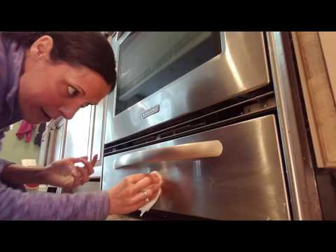 Fix it Friday! Remove rust spots from stainless appliances