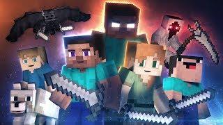 Animation Life: FULL MOVIE (Minecraft Animation)
