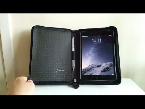Filofax Pennybridge iPad mini Case Review (Fits 2 & 3)