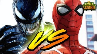 Download SPIDERMAN VS VENOM IN FORTNITE- FORTNITE SHORT FILMS Video