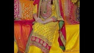 Latest Mehndi Dresses | 2017 | Indian & Pakistani Bridal Dress Designs