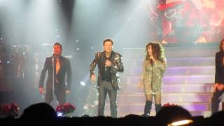 Donny And Marie Osmond Christmas Medley