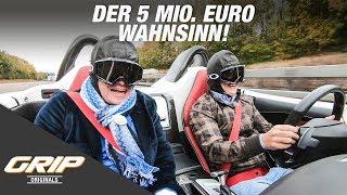 Traumgarage - Der 5 Mio. Euro Wahnsinn   GRIP Originals