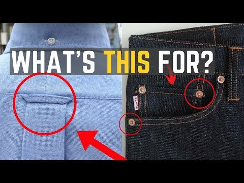 7 Things YOU DIDN'T Know About Clothes You Wear