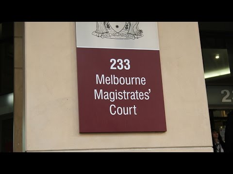 Video 1: The Magistrates' Court of Victoria