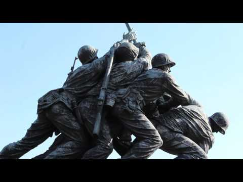 All hands accounted for on the Marine Corps War Memorial?