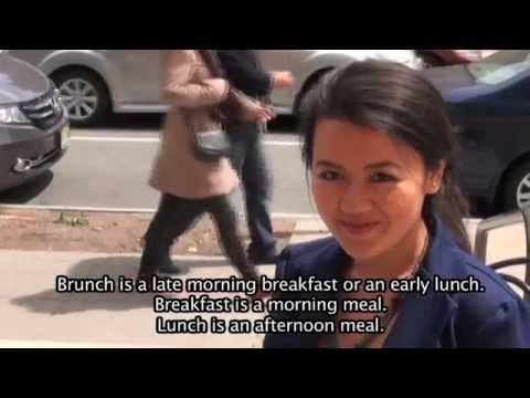 Brunch with Kaye Mon - English and Burmese