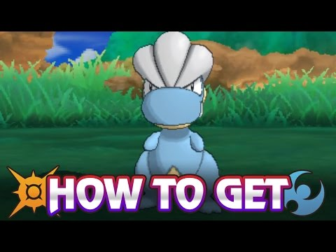How to get Bagon in Pokémon Sun & Moon.