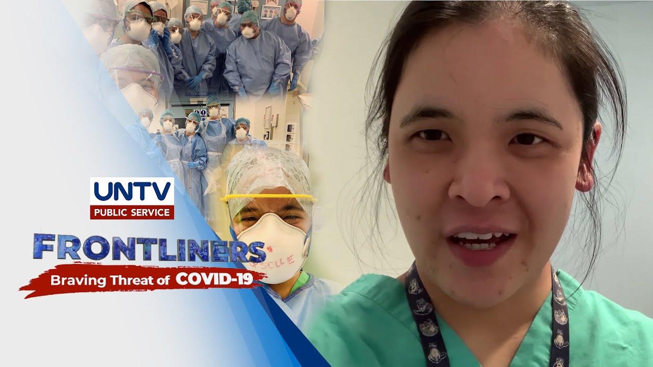 WATCH | A day in a life of an ICU Nurse in London, United Kingdom