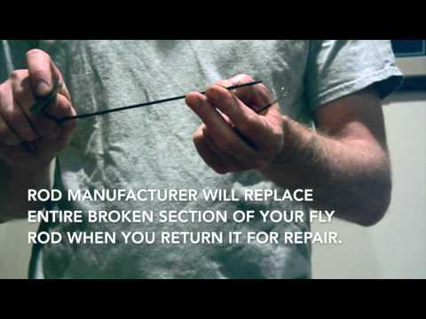 Fly Rod Repair Tip Top Full Length