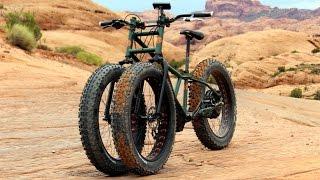 5 دراجات هوائية رائعة يجب ان تراها!!! #2