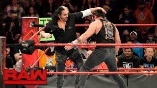 Matt Hardy interrupts Elias