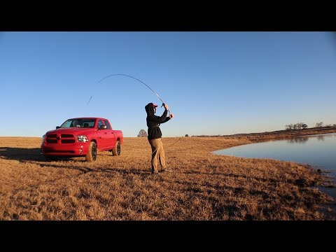 How to APPROACH a POND - CATCH more BASS