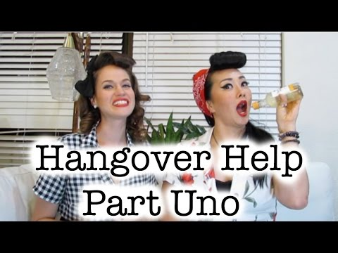Hangover Help Part 1