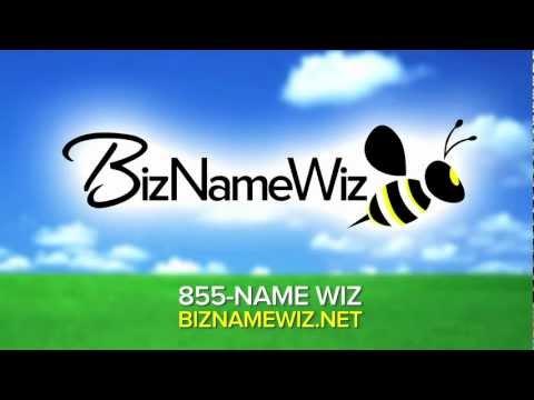 Business Naming Help from Biz Name Wiz