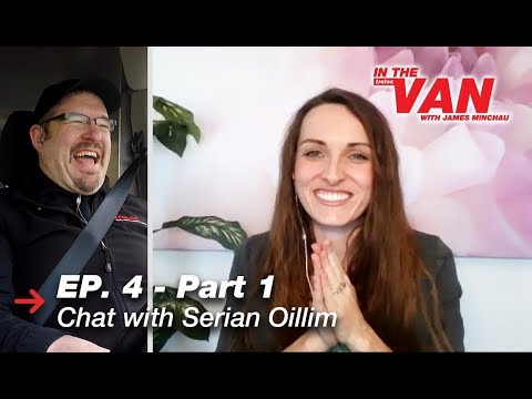 Chat with Trotec Laser User | Serian Oillim | In The Van