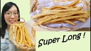Super Long French Fries 超長薯條 - Are you eating the sticks from my backyard? 我還以為你在吃樹枝呢!
