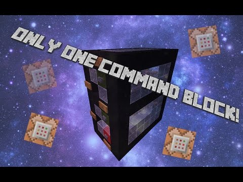 Ingame Vanilla SetSpawn! - No Mods No Plugins - Only One Command Block - Minecraft