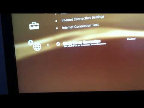 How to speed up your PS3 Connection