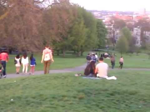 Londres desde Primrose Hill