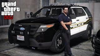GTA 5 Roleplay - DOJ 400 - Corrupt Cops