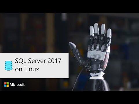 SQL Server 2017 on Linux