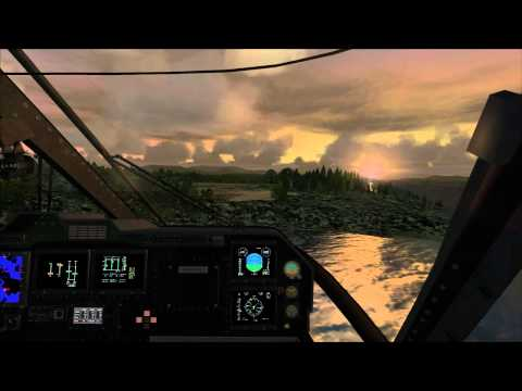 EH-101 FSX, startup and basics