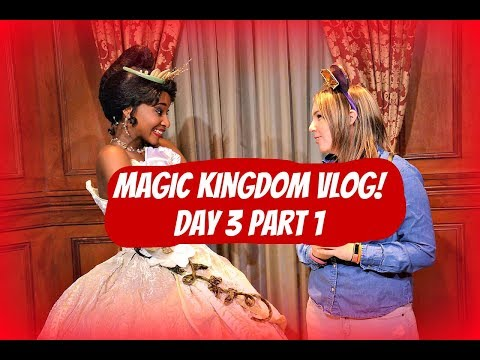 Walt Disney World Trip 2018   Day 3 Part 1   Port Orleans, Tiana and Splash Mountain